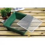 Plastic Garden Soil Sieve (2 Interchangeable Mesh Panels) by Garland