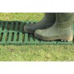 Roll Out Green Plastic Garden Track Path (3m Roll) by Garland