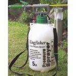 Garden Pressure Shoulder Sprayer (5 Litre) by Kingfisher