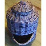 Wicker Willow Onion Storage Hopper