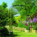 Metal Extra Wide Garden Arch by Gardman