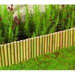 Gardman Bamboo Lawn Edging Roll (100cm x 15cm)