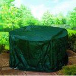 Medium Round Patio Set Cover (1.7m) by Gardman