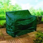 2 Seater Bench Cover (1.2m) by Gardman