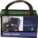 Garden Stacking Chair Cover (Premium) in Green by Gardman