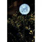 Blue Border Ball Light (Solar) by Gardman