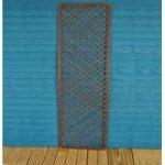 Willow Trellis Framed Panel (120cm x 45cm) by Gardman