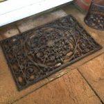 Chatsworth Design Cast Iron Doormat by Gardman