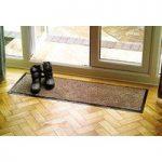 WetGard Brown Patio Dirt Trapper Doormat (120cm x 40cm) by Gardman