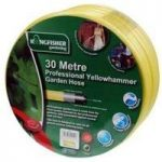 Braided Yellowhammer Hose Pipe (30m) by Kingfisher
