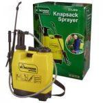 Garden Backpack Knapsack Pressure Sprayer (20 Litre) by Kingfisher