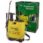 Garden Backpack Knapsack Pressure Sprayer (12 Litre) by Kingfisher