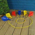 Giant Garden Lawn Darts Game by Kingisher