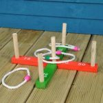Quoits Ring Toss Garden Game by Kingfisher