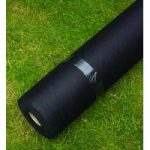 Weed Control Fabric 1.5m wide (sold per metre) by Gardman