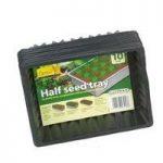 Half Seed Propagation Tray (Pack of 10) by Gardman