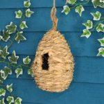 Tall Bird Roosting Nest Pocket by Wildlife World