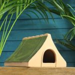 Frogitat Ceramic Frog & Toad House by Wildlife World