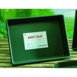 Plastic Deep Soil Mixing Potting Tray in Green by Garland