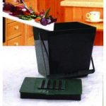 Mini Odour Free Compost Caddy (5 Litre) by Garland
