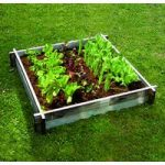 Wooden Raised Garden Bed by Selections