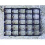 Interlocking Growbag Mat for Improved Drainage (Single Unit) by Selections