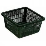 Square Aquatic Pond Plant Basket (30cm) by Apollo Garden