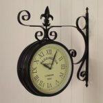 Paddington Station Wall Garden Clock by Gardman