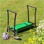 Foldaway Portable Garden Kneeler Seat Stool by Gardman