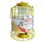 Squirrel Proof Seed Bird Feeder by Kingfisher