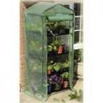 4 Tier Mini Greenhouse Reinforced Replacement Cover by Gardman