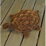 Natural Coir Tortoise Boot Scraper by Gardman