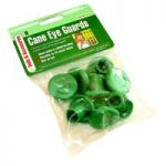 Plastic Bamboo Cane End Toppers (Pack of 8) by Gardman