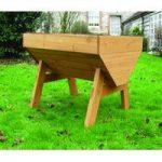 Veg-Trough Medium Raised Vegetable Bed by Selections