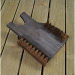Wooden Boot Jack & Brush Scraper by Fallen Fruits