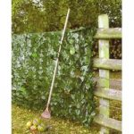 Artificial Ivy Hedge Garden Screening (1.5m x 3m) by Treadstone