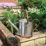 Watering Can with Copper Trim (9 Litre) by Gardman