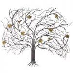 Windswept Tree Metal Wall Art by Gardman