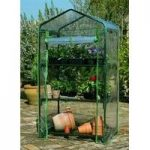 3 Tier Mini Greenhouse Clear Replacement Cover by Gardman