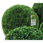 Grass Effect Artificial Topiary Ball (30cm) by Gardman