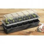 12 Cell Self Watering Seed Propagator (Unheated) by Garland