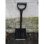 Lightweight Telescopic Snow Shovel by Selections