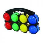 Plastic French Boules Garden Game by Kingfisher