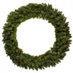 Festive Christmas Wreath (40cm dia)