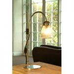 Pimlico Glass Table Lamp Light by Garden Trading