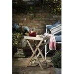 Wooden Butlers Tray Side Table by Garden Trading