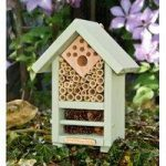 Bee & Bug Biome Home with UK Flower Seeds & Guide