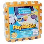 Children's Puzzle Foam Interlocking Play Mat by Kingfisher