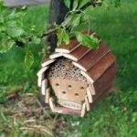 Bee & Insect Hotel Garden Habitat by Kingfisher