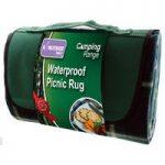 Waterproof Tartan Picnic Rug & Pet Blanket by Kingfisher